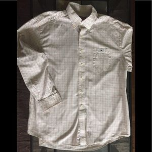 Vineyard Vines Tucker Shirt XL Cotton